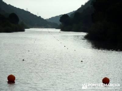 Senderismo Madrid - Pantano de San Juan - Embalse de Picadas; lugares con encanto; rutas en bici